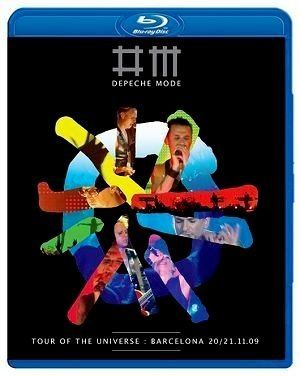 Depeche Mode - Tour of the universe: Live in Barcelona -