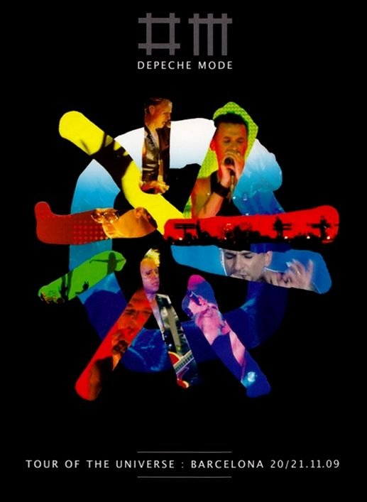 Depeche Mode: Tour of the universe [2DVD + 2CD]
