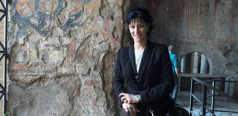 madame mariangela bognolo - critico e curatore d'arte