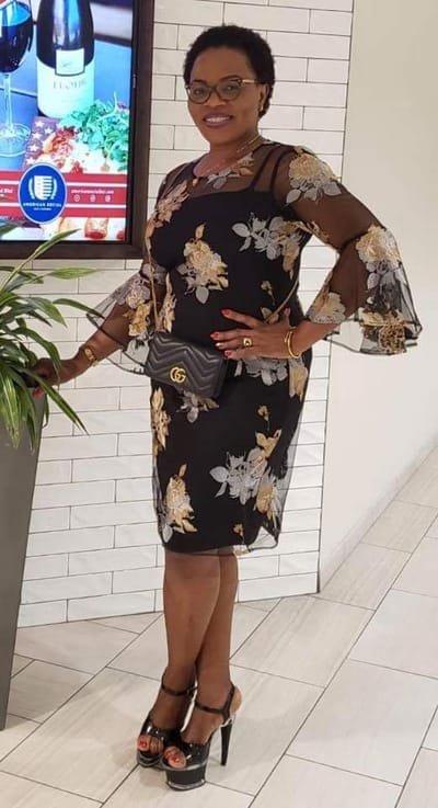 Evangeline Ngwashi