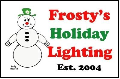 Frosty's Holiday Lighting