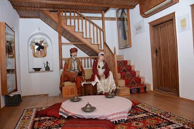 TARİHİ LEFKE VE  OSMANLI KONAKLARI (LEFKE)