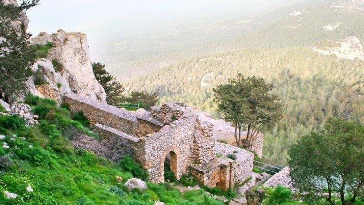 KANTARA KALESİ (İSKELE)