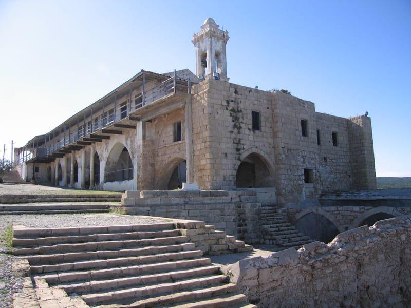 APOSTOLOS ANDREAS MANASTIRI (İSKELE)