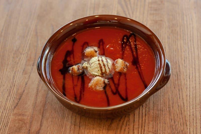Tomate basilic