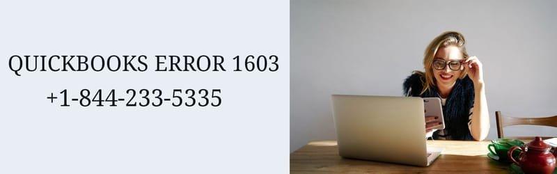 QuickBooks Error 1603 - QuickBooks Enterprise Support