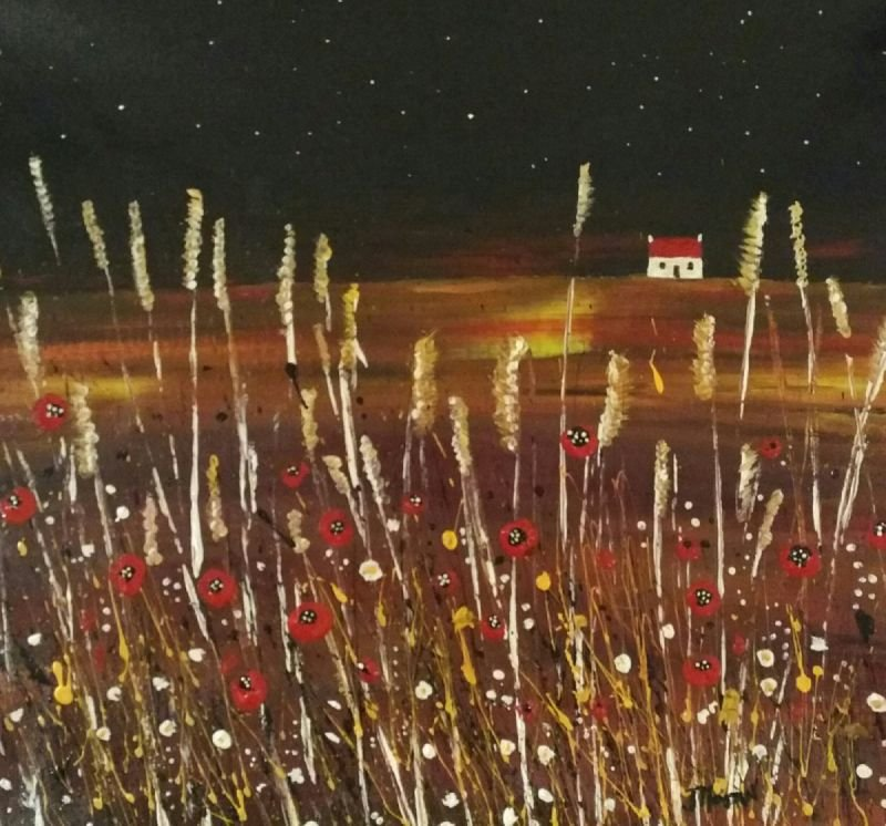 The Wee Hoose #5 The Red Field