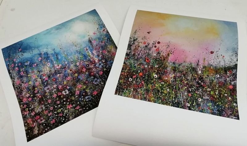 Limited edition fine art prints and linocuts