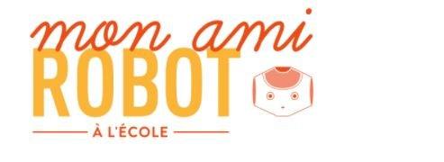 Flyer Mon Ami Robot à l'école
