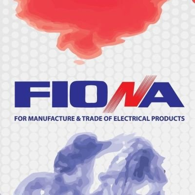FIONA FOR MANUFACTURE AND TRADE OF ELECTRICAL PRODUCTS