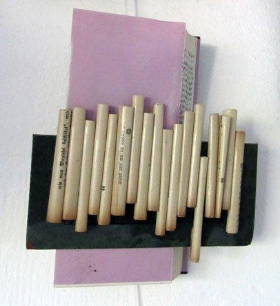 wilde Orgelpfeifen