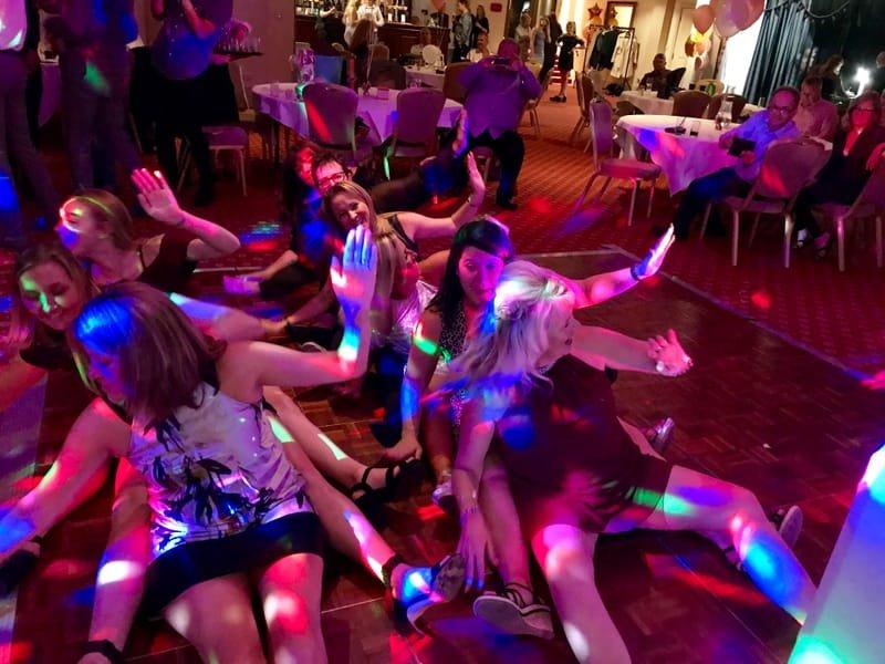 Party DJ's & Disco's