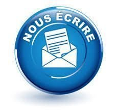 Adresse d'envoi du chèque d'inscription
