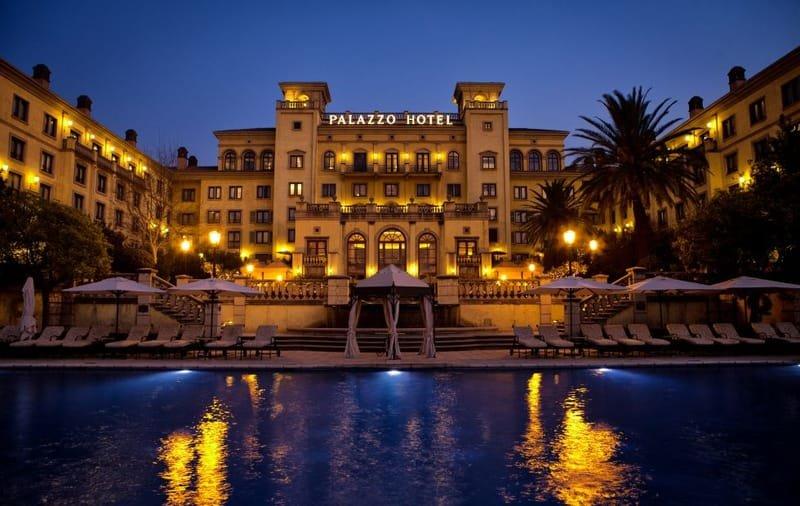 The Pallazo Hotel, Montecasino