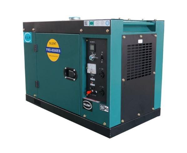3kw 5kw 6kw 7kw 10kw Generators Silent Diesel Generator - TWL SUPPLY