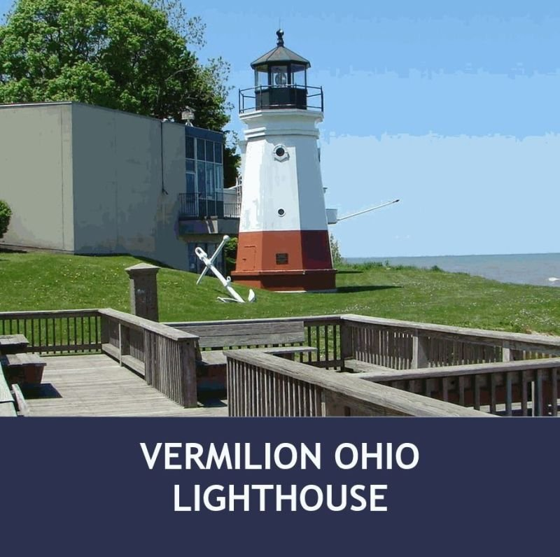 Vermilion Ohio Lighthouse