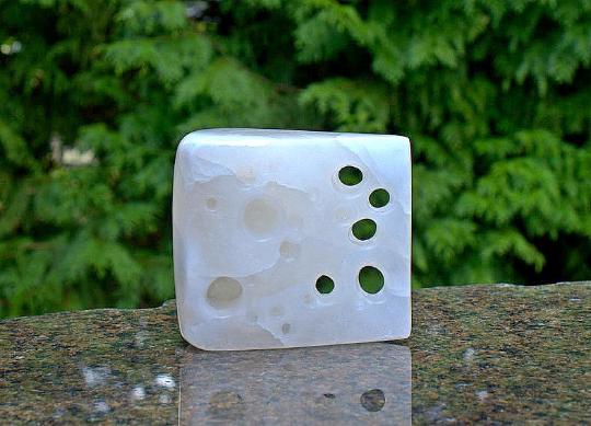 Alabaster Cheese