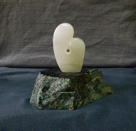 abstract figurine