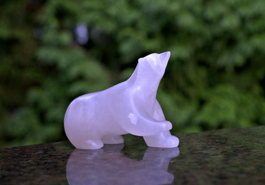 Alabaster figurine