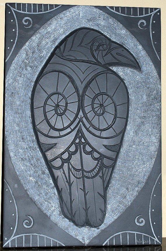Raven wall panel