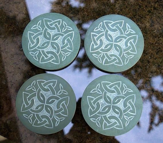 Celtic knot symbols