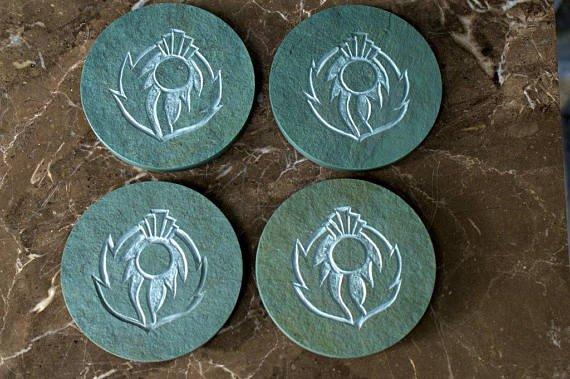 Scottish Thistle symbols