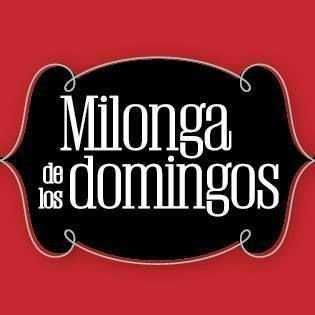 Milonga  de los Domingos