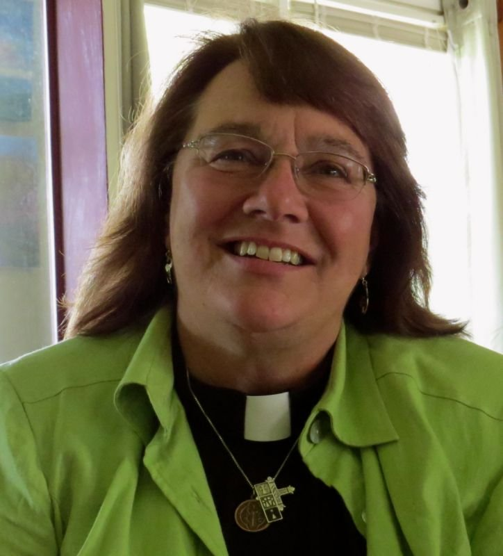 The Rev. Deacon Rebecca A. Saager
