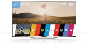 LG SMART TV KURULUMU