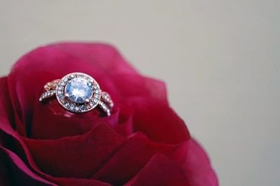 1. Engagement rings