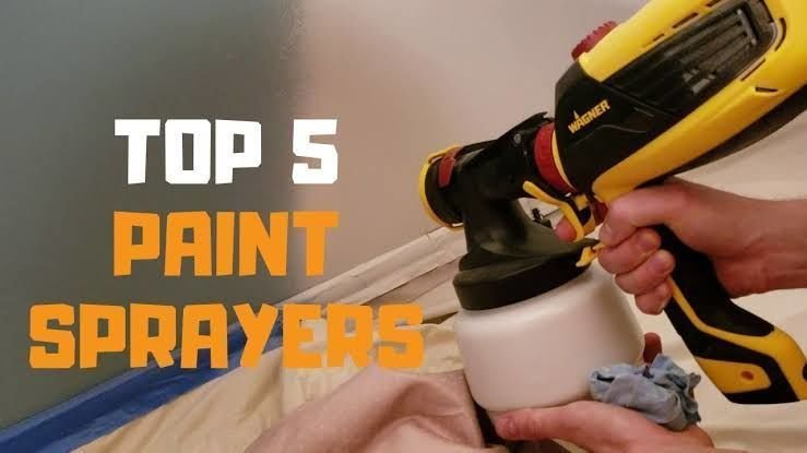 5 Best Commercial Paint Sprayers Available In Market [Budget Options]: 2019-2020