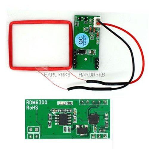 UART 125KHZ RFID READER MODULE - Electronics_City