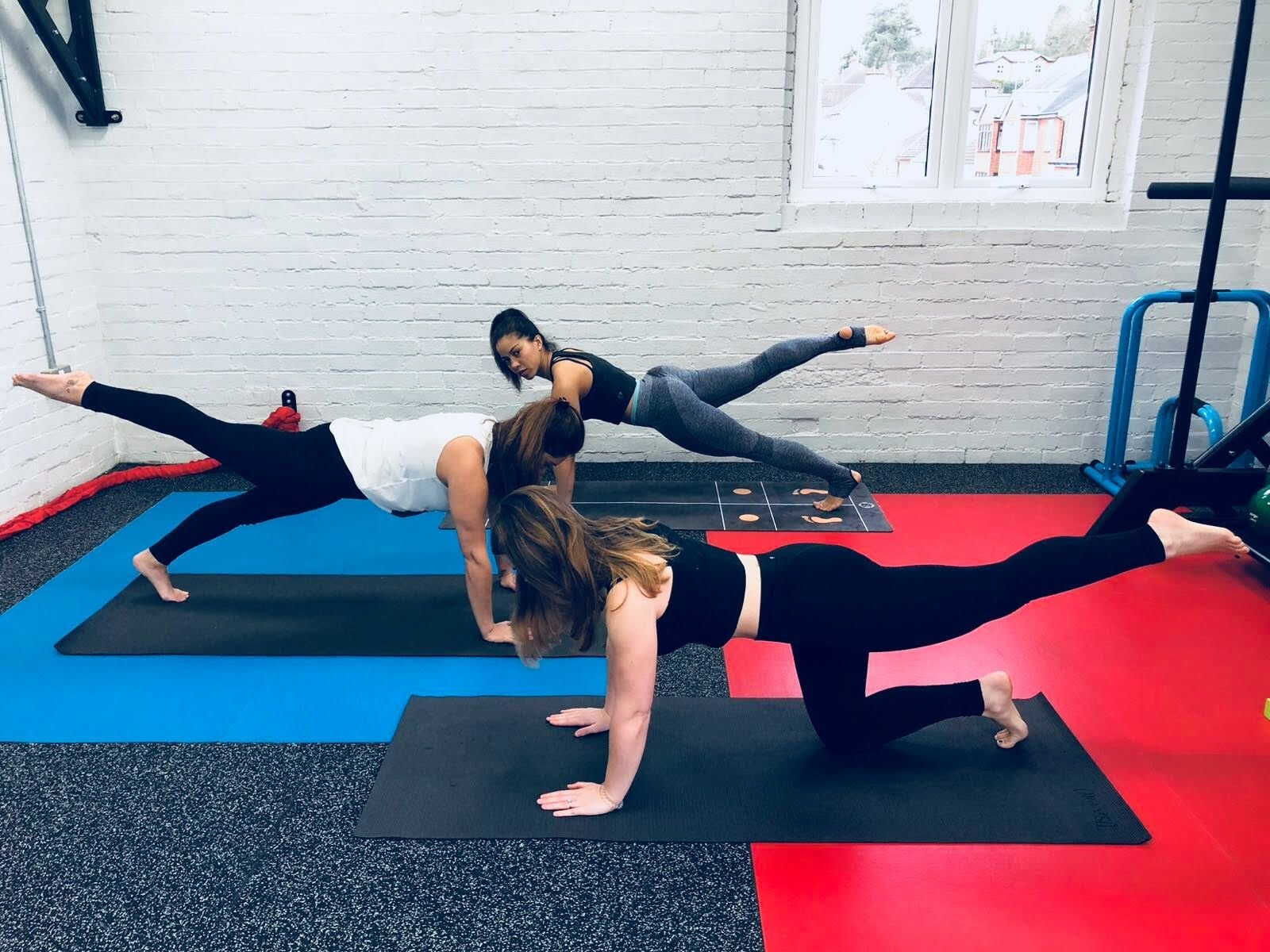 Pilates Sessions - Executive Fitness