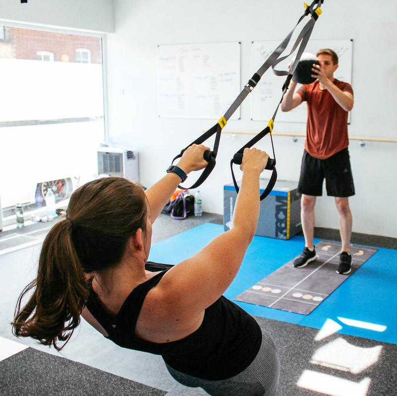 Semi Private Training Executive Fitness