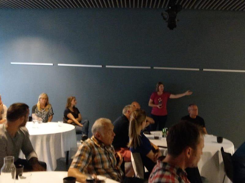 Plant Working Group, Denmark 2018