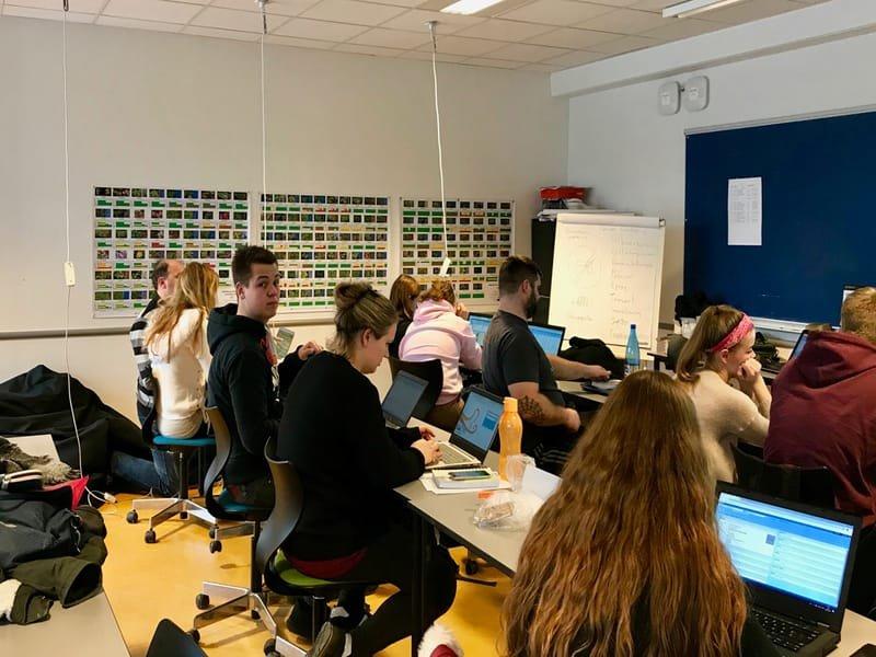 Roskilde Technical College, Denmark
