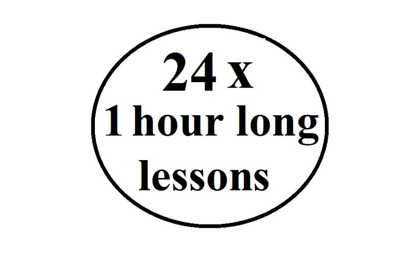 24 Hours Package (Intermediate)