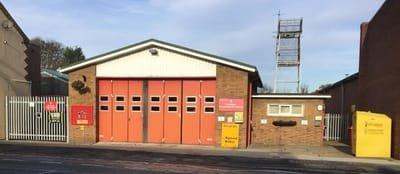 Donington Fire Station