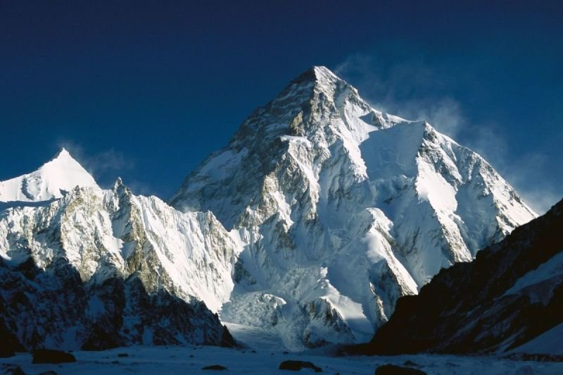 Восхождение на К2- 8611, Пакистан, Каракорум