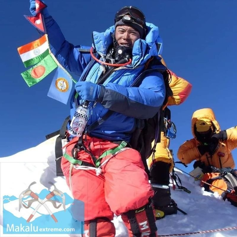 Восхождение на г Макалу 8463, Непал, Гималаи