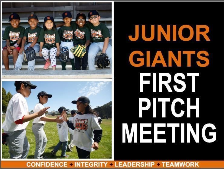 First Pitch Meeting PowerPoint