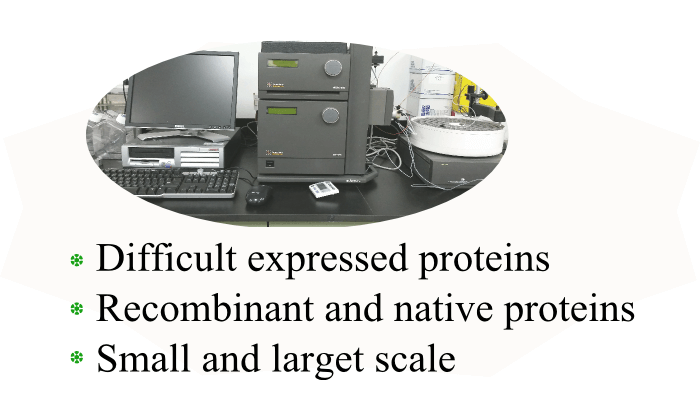 Recombinant Protein Over-expression and Purification