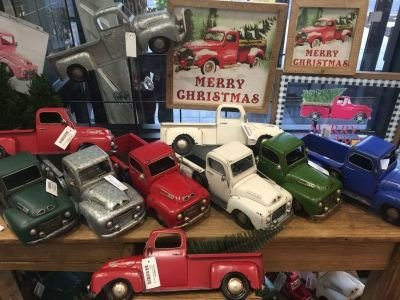 The Red Truck Collection