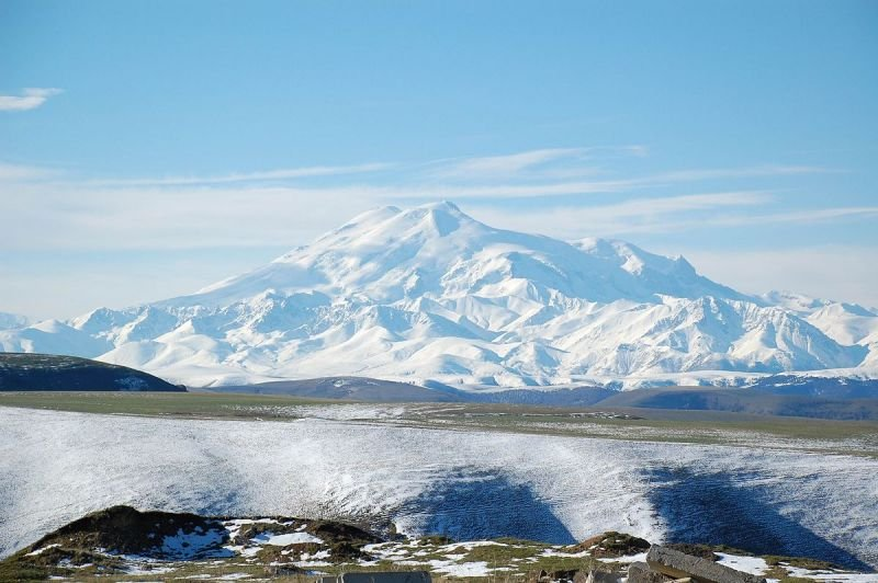 Elbrus - In the Top of Europe