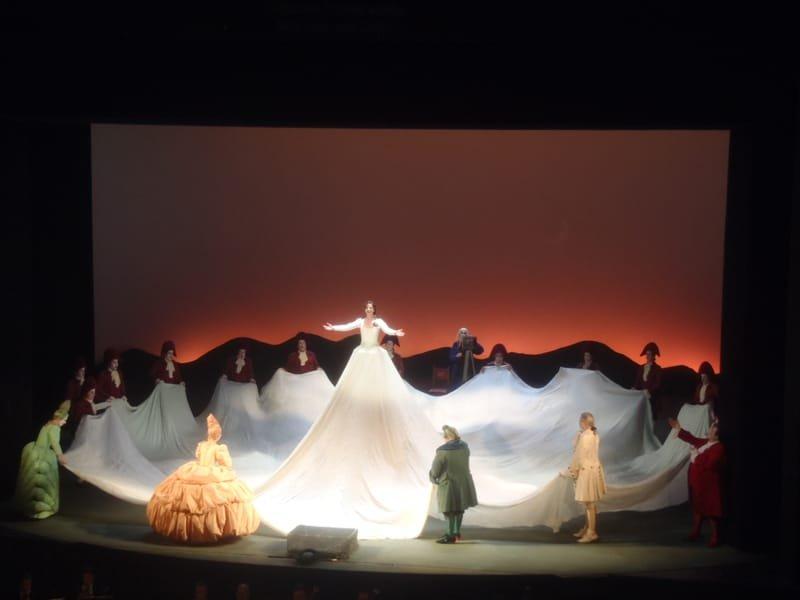 Angelina- Cenrentola, Rossini