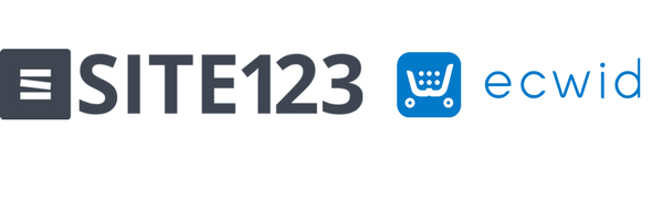 Build high-level ecommerce using SITE123 & ECWID app