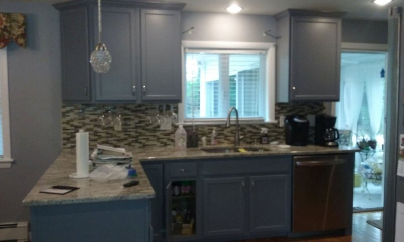 Kitchen Cabinets In Webster, Ma.