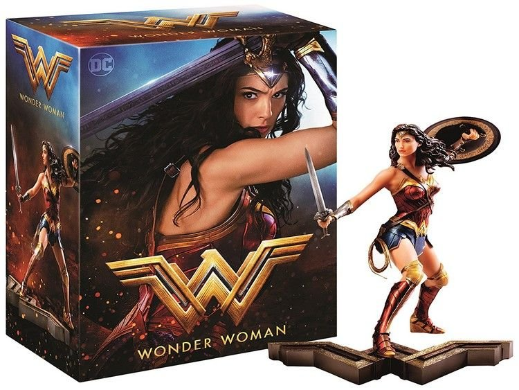 Wonder Woman Collector Exclusivité Amazon