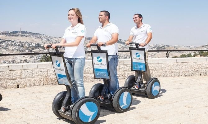 segway tour in jerusalem
