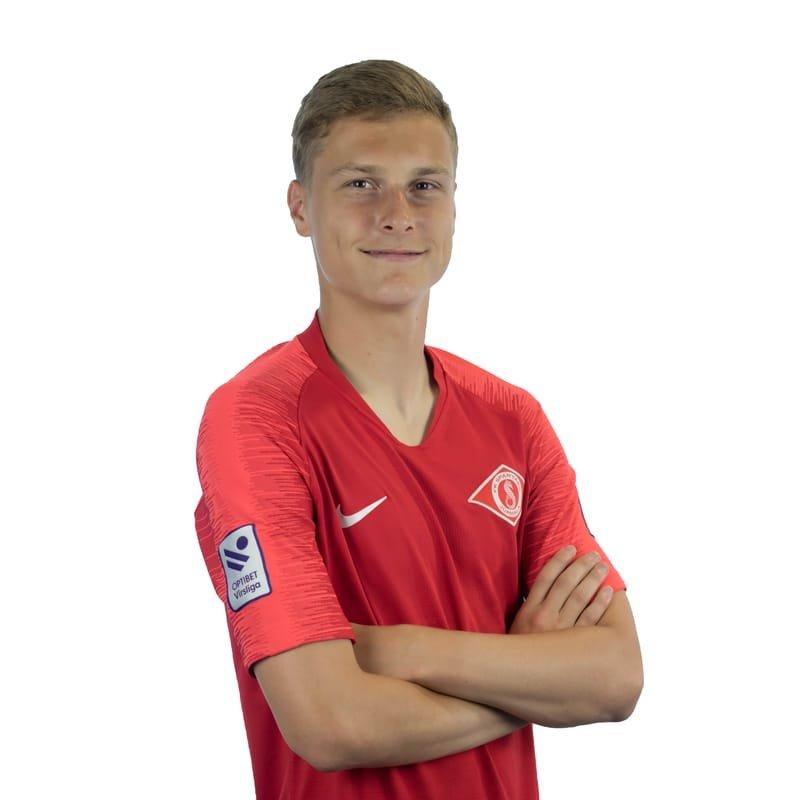 #14 Deniss Stradiņš